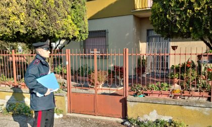 In Italia con permesso umanitario sorpreso a rubare in casa a Bonavigo