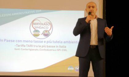 Elezioni comunali 2019 Sommacampagna per Bertolaso prima uscita pubblica