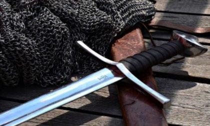 Appuntamento per gli appassionati di spade e medioevo al centro commerciale Porte dell'Adige