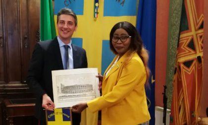 Arriva a Verona il primo sindaco donna della Sierra Leone
