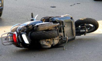 Incidente con lo scooter, ferito gravemente un 49enne di Vigasio