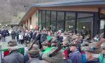 Terremoto Centro Italia, inaugurato centro polifunzionale degli alpini ad Arquata del Tronto