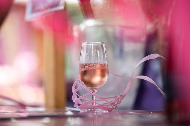 Festival del vino rosa a Bardolino