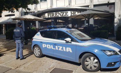 Il Lupin degli alberghi fermato a Verona con 39 tessere per entrare nelle stanze