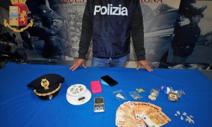 Arrestata giovane coppia della droga a Verona: avevano anche anfetamine