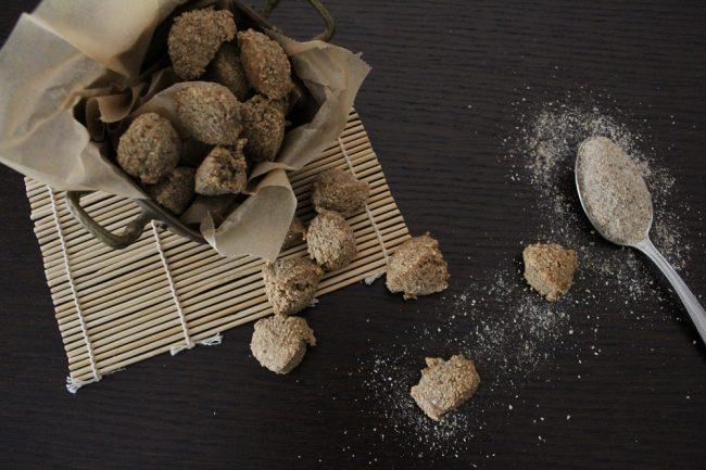 chufa cos'è e come si usa, biscotti di Silla e Pepe