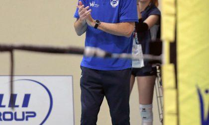 Bertolini confermato al Vivigas Arena Volley
