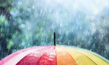 Torna il maltempo: previsti due giorni di pioggia, possibile anche qualche temporale
