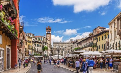 Mercato di Piazza Erbe aperto anche nei weekend di settembre, tranne durante Tocatì