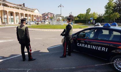 Gomitata in faccia ad un Carabiniere arrestato un uomo a Oppeano