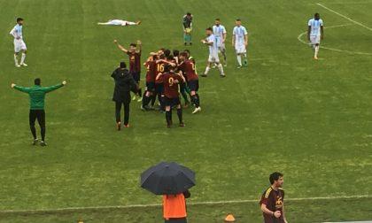 Serie D: il Villafranca si salva battendo 2-1 Legnago