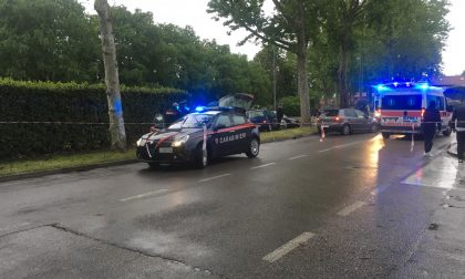 Fugge dopo l'incidente: Carabinieri sulle tracce del Pirata