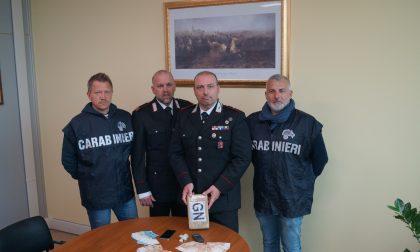 Spacciatore arrestato dai carabinieri di Legnago