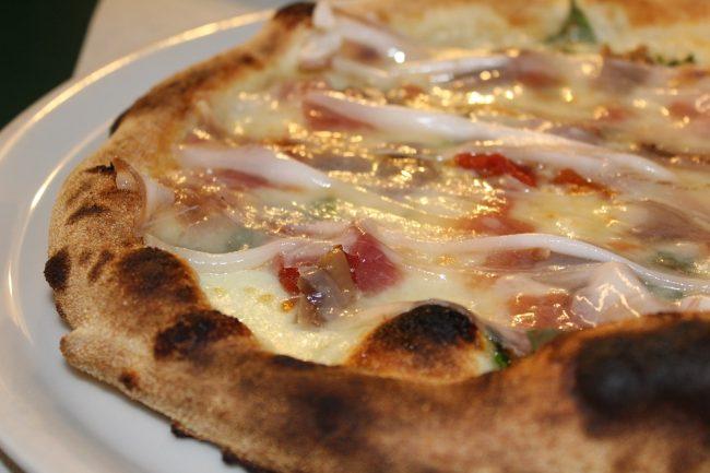 Magnifici sette della pizza a Verona pizzeria Du De Cope