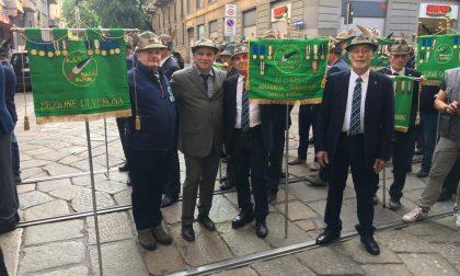 ANA Verona: in 500mila all'adunata per il centenario degli Alpini