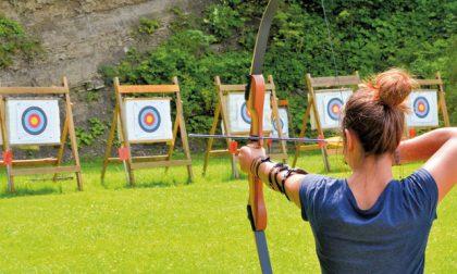 Open Day gratuito di tiro con l'arco
