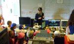 Bambini a scuola di sicurezza con la Polfer