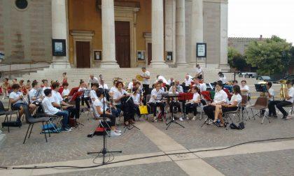 Concerto in piazza e anguria gratis a Bovolone