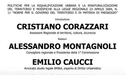 Veneto 2050: a Minerbe un convegno per fare luce sulla nuova Legge Regionale