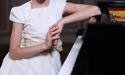 Festival della Bellezza: stasera ultimo appuntamento con la pianista Dovgan