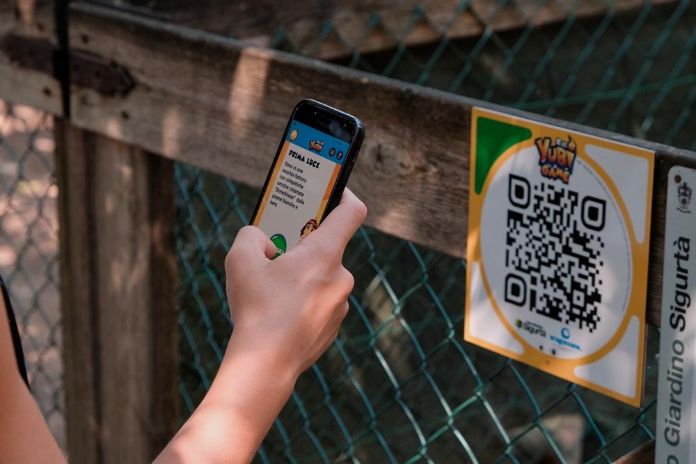 Nata una nuova app per bambini al Parco Giardino Sigurtà