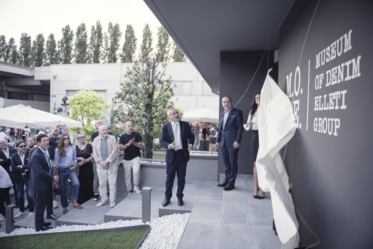 Elleti Group inaugura a San Bonifacio un museo dedicato al denim.