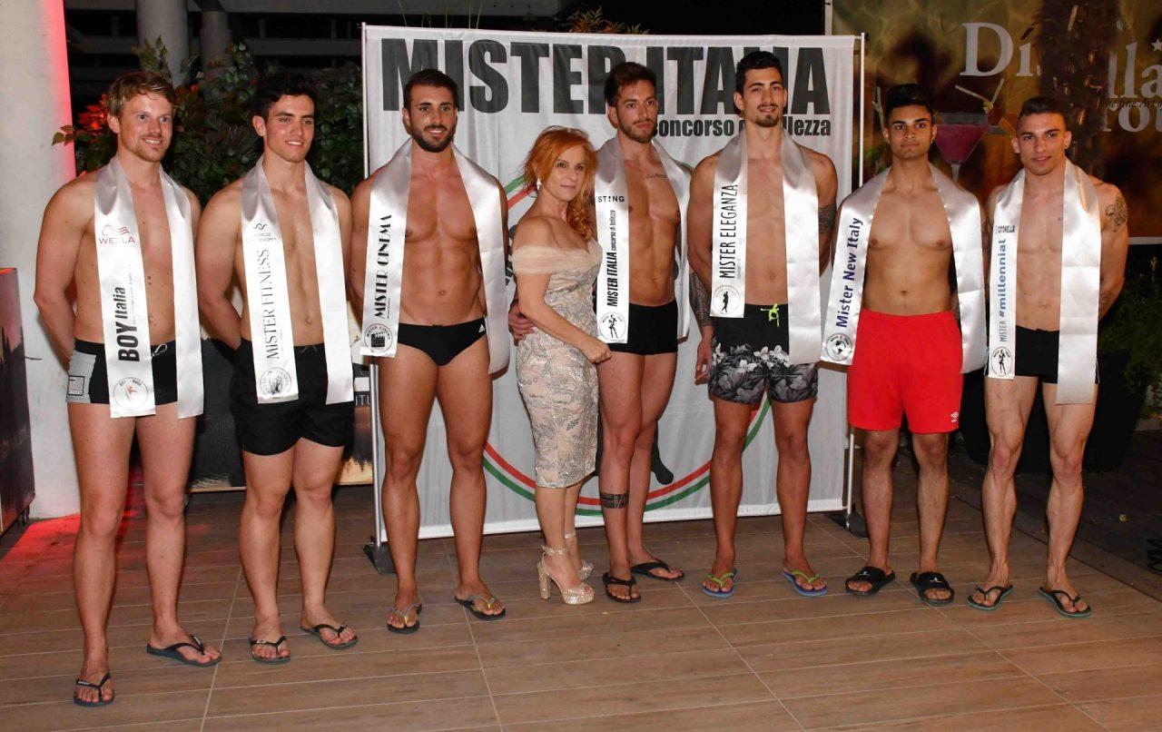 A Castelfranco Veneto il titolo di Mister Millennial è andato a un 23enne veronese.