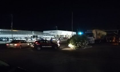 Marocchino seminudo si getta in mezzo alla strada, traffico bloccato a San Bonifacio