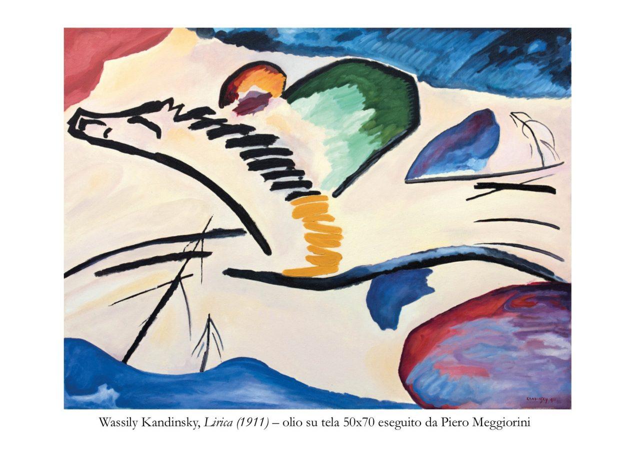 L'officina d'arte MiconTi presenta una mostra personale di Piero Meggiorini