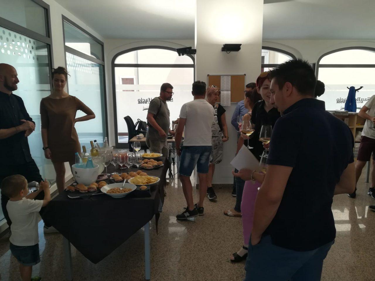 La vincitrice del gioco dedicato ai baristi è Ketty Fattori del bar Abbazia Cafè di San Bonifacio.