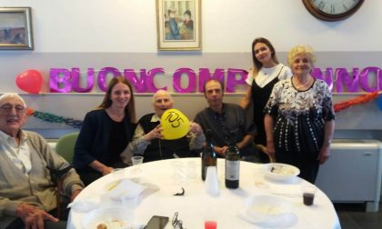 Festeggiate le nonne centenarie a Verona