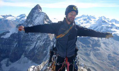 David Bergamin, l'alpinista di Castelfranco scampato alla tragedia in Pakistan