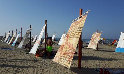 Tornano le tende al mare delle Belle Arti di Verona