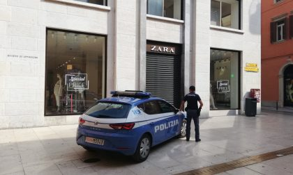 Messicano pluripregiudicato tenta una rapina in via Mazzini