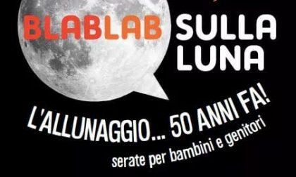 L'allunaggio raccontato ai bambini con Blablab