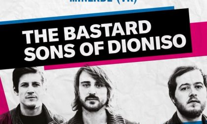 "Minerbeat, arrivano i ""The Bastard Sons of Dioniso"""