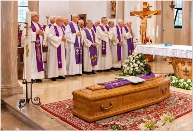 Addio a Don Gianni, Arcole e San Bonifacio lo salutano in lacrime
