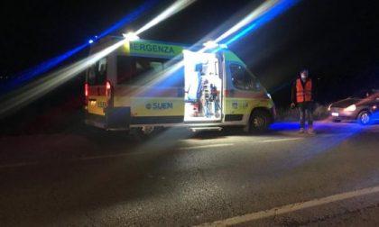 Tre incidenti in una notte a Verona, uno grave