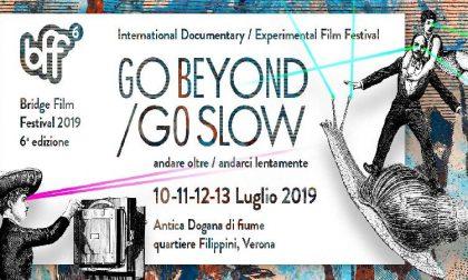 Bridge Film Festival per quattro giorni a Verona