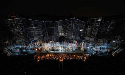 Questa sera in Arena debutta la Carmen nell'allestimento di Hugo de Ana