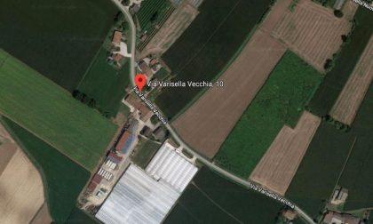 Roveredo di Guà: cade da 4 metri mentre lavora, illeso