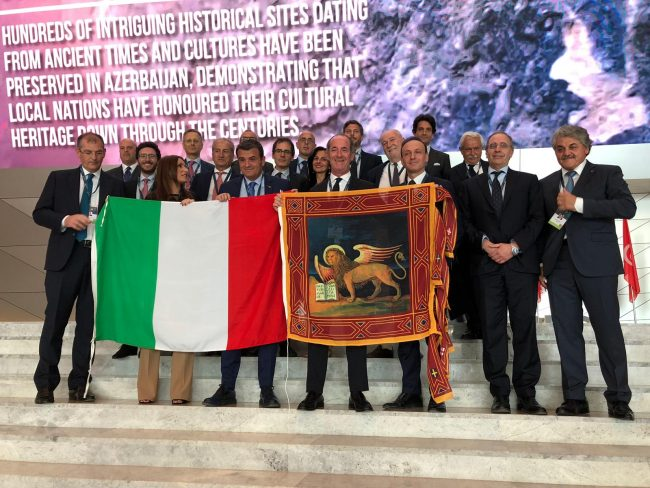 Colline del Prosecco patrimonio Unesco FOTO e VIDEO