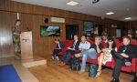 Funzionari dell'ONU in visita al Terzo Stormo di Villafranca FOTO