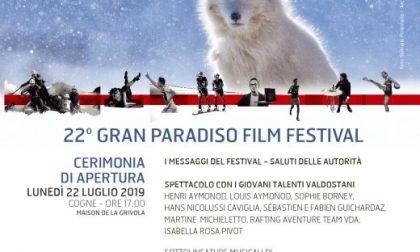 Gran Paradiso Film Festival, oggi si alza il sipario