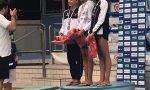 Sincronette buoni risultati e due medaglie ai Campionati Italiani Esordienti
