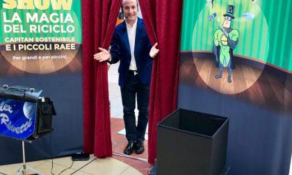 La magia del riciclo sbarca a Verona