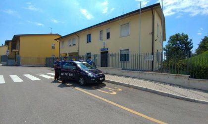 Furto da 3 mila euro sul Garda, due arresti