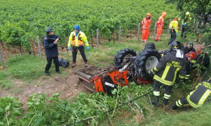 Incidente agricolo: muore un uomo a Cellore