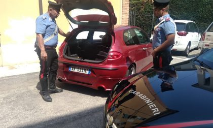 Arrestati due albanesi per tentato furto aggravato a Villafranca