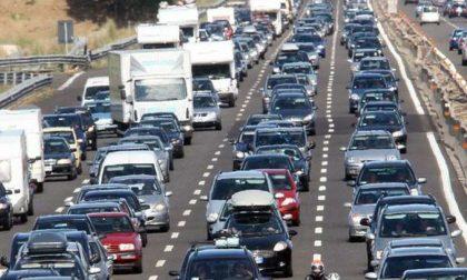 Incidente in A4, lunghe code in direzione Verona